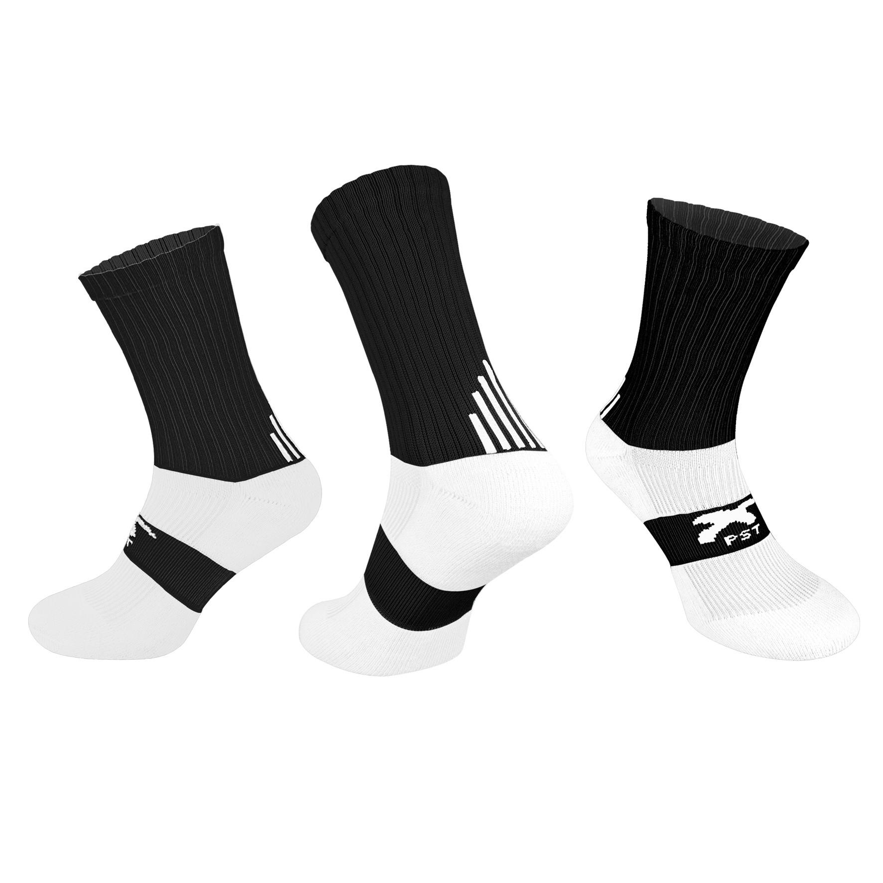 PST Crew Socks - Black