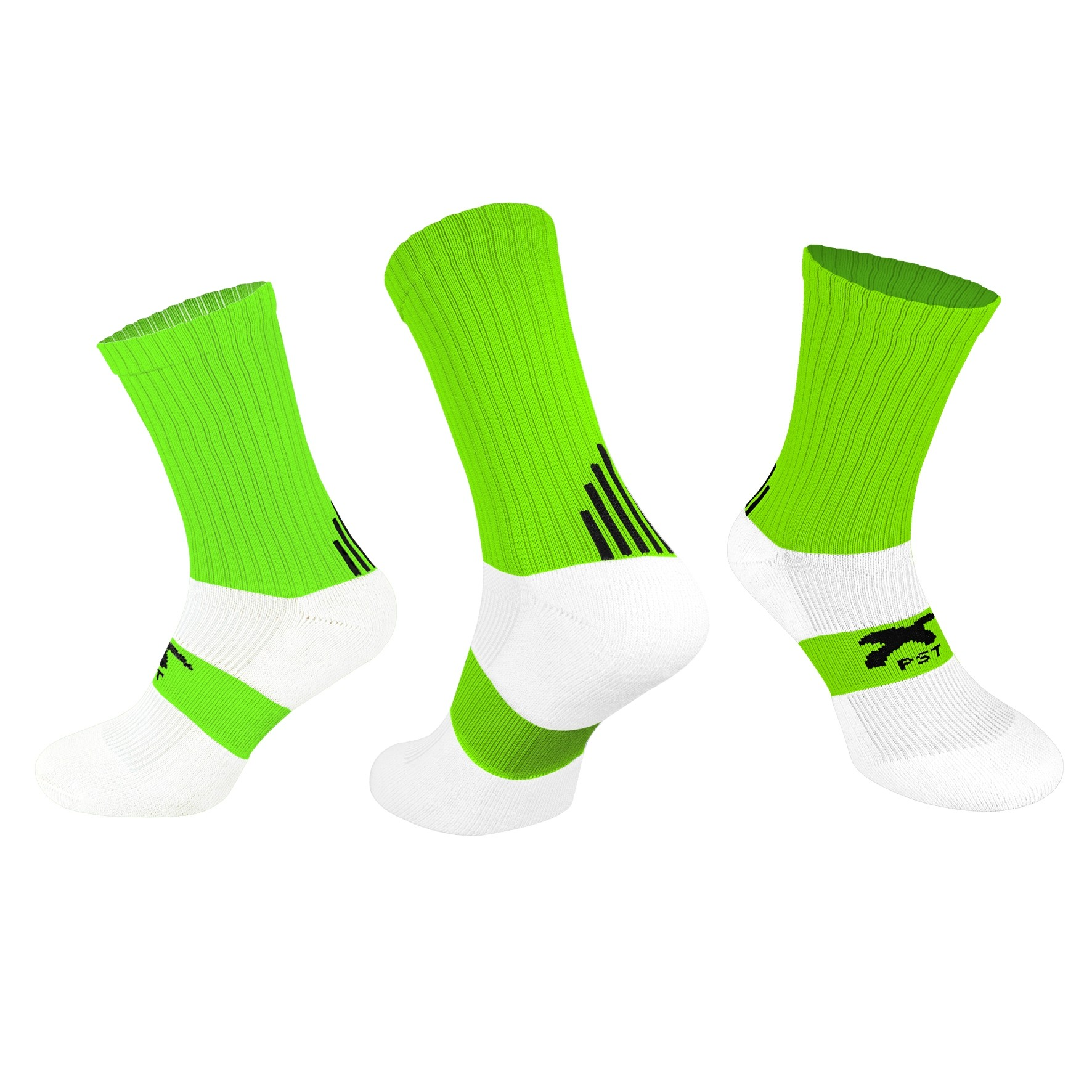 PST Crew Socks - Lime