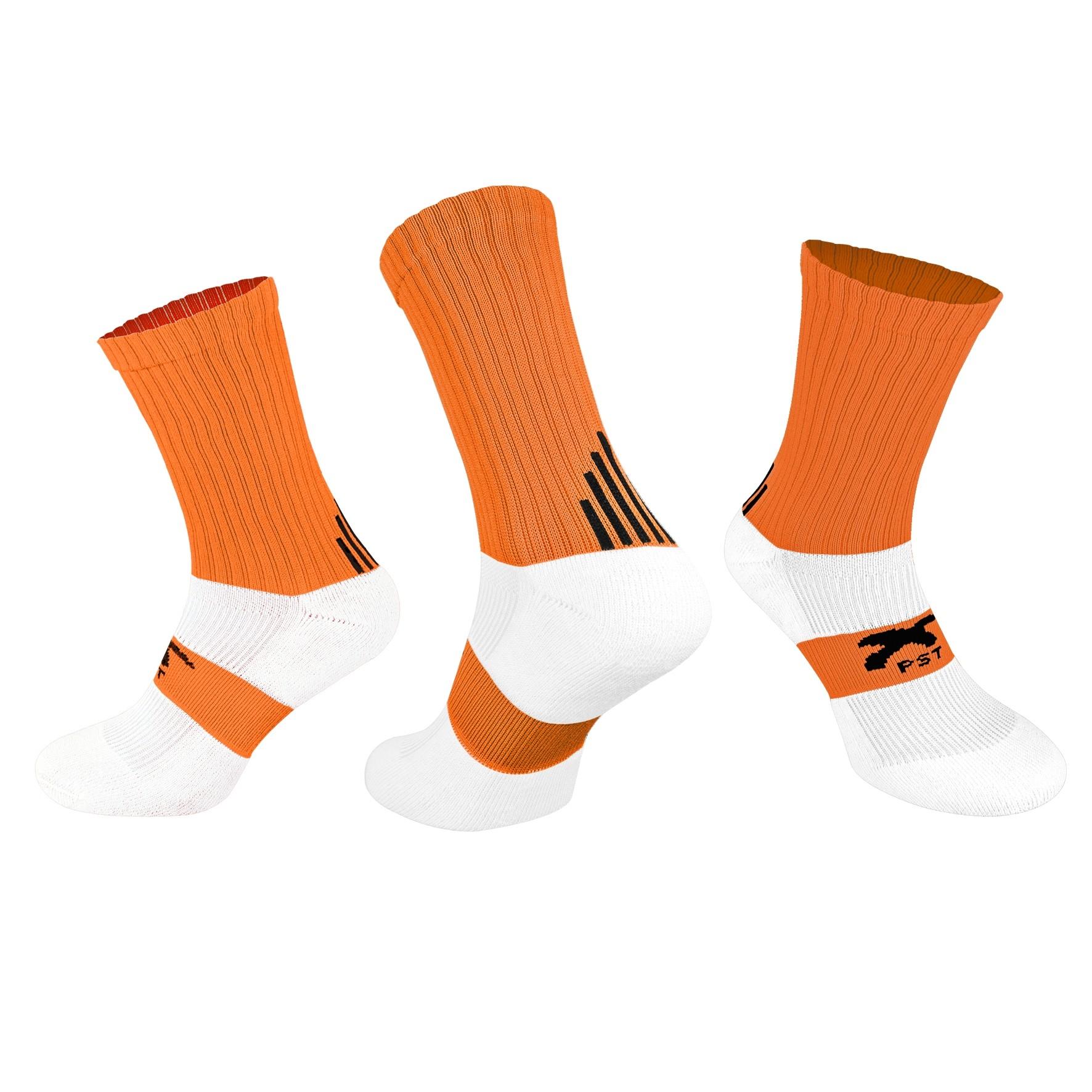 PST Crew Socks - Orange