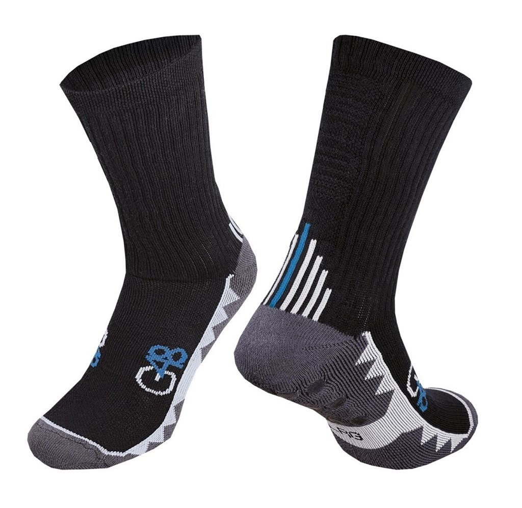G48 Grip Socks - Black