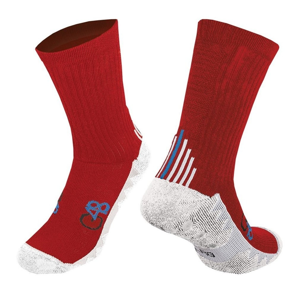 G48 Grip Socks - Red