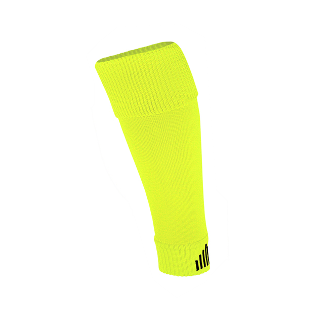 PST Pro Sock Leg Tube - Neon Yellow