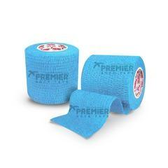 Premier Sock Tape Pro-Wrap 5.0cm - Sky Blue
