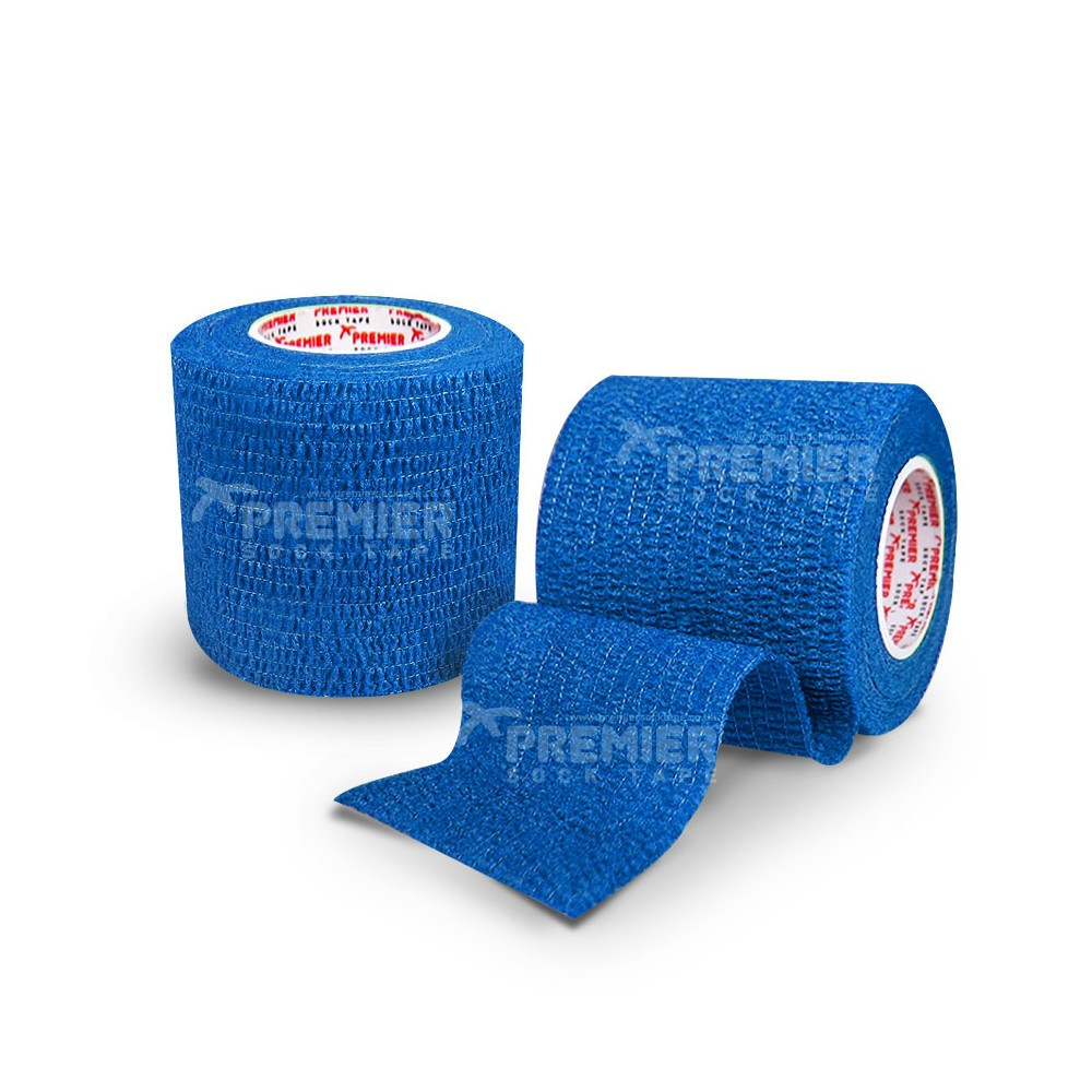 Premier Sock Tape Pro-Wrap 5.0cm - Royal Blue