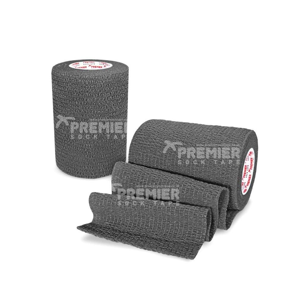 Premier Sock Tape Pro-Wrap 7.5cm - Grey