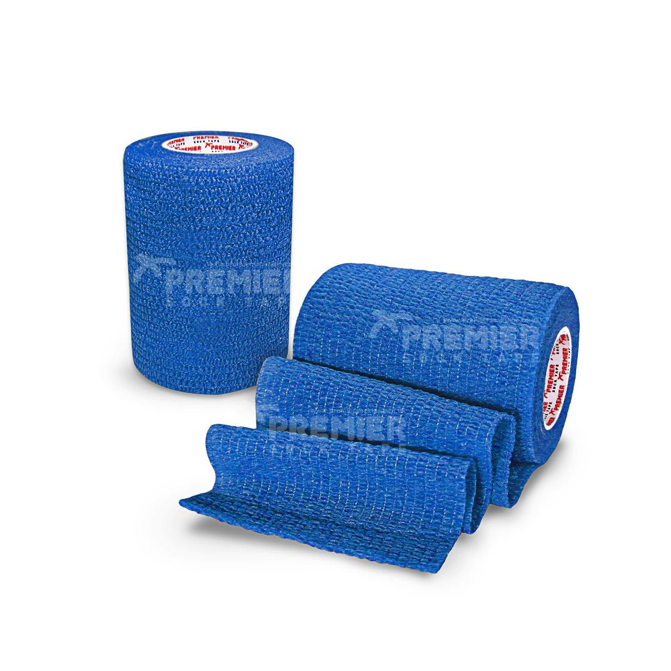 Premier Sock Tape Pro-Wrap 7.5cm - Royal Blue