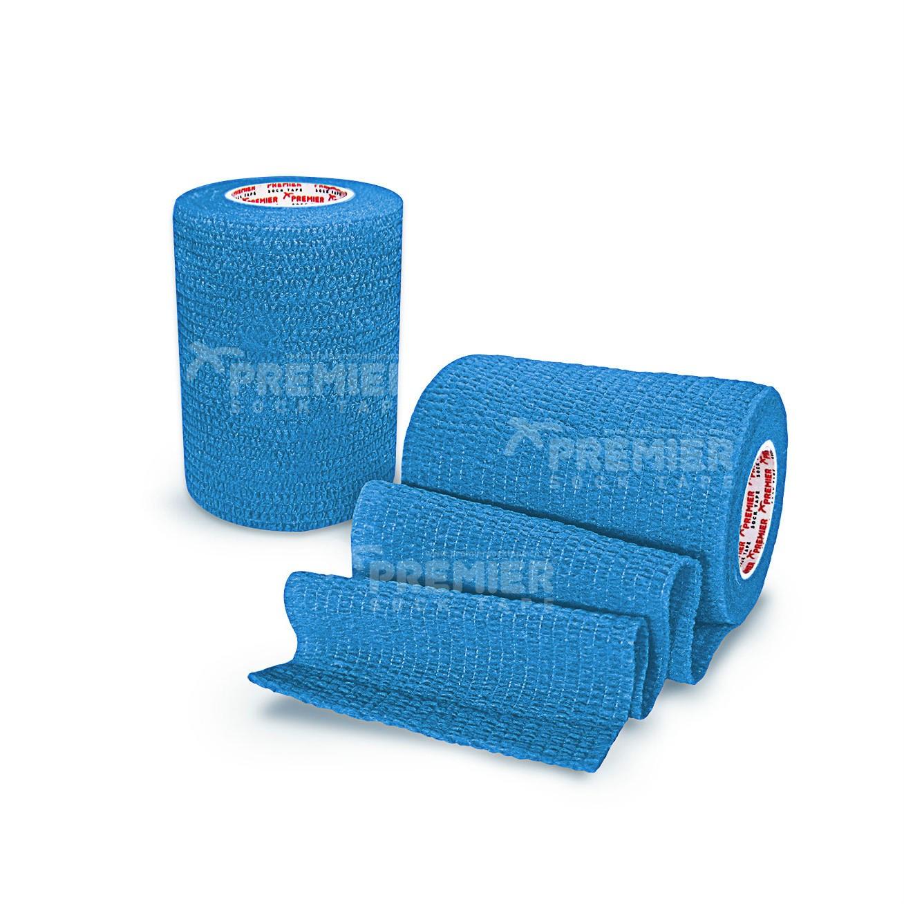 Premier Sock Tape Pro-Wrap 7.5cm - Sky/Aqua