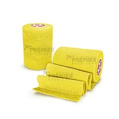Premier Sock Tape Pro-Wrap 7.5cm - Yellow