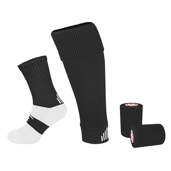 PST Sock Taping Kit - Black