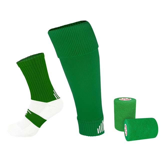 PST Sock Taping Kit - Green