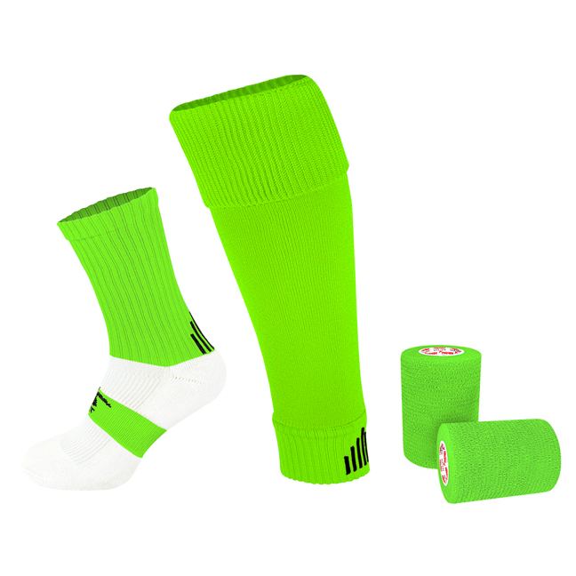 PST Sock Taping Kit - Lime