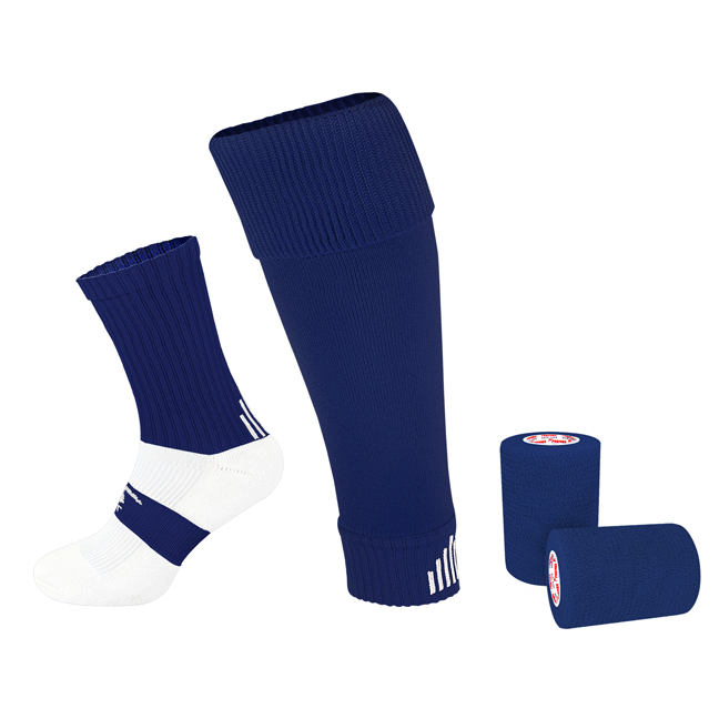 PST Sock Taping Kit - Navy