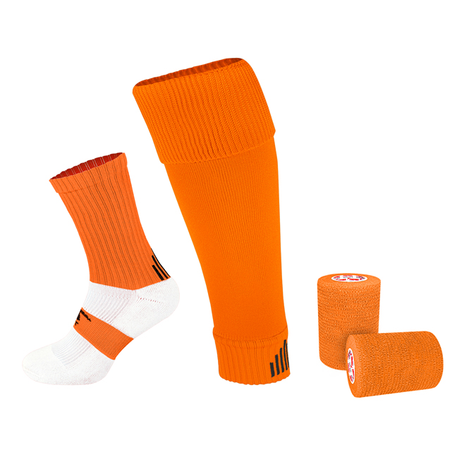 PST Sock Taping Kit - Orange