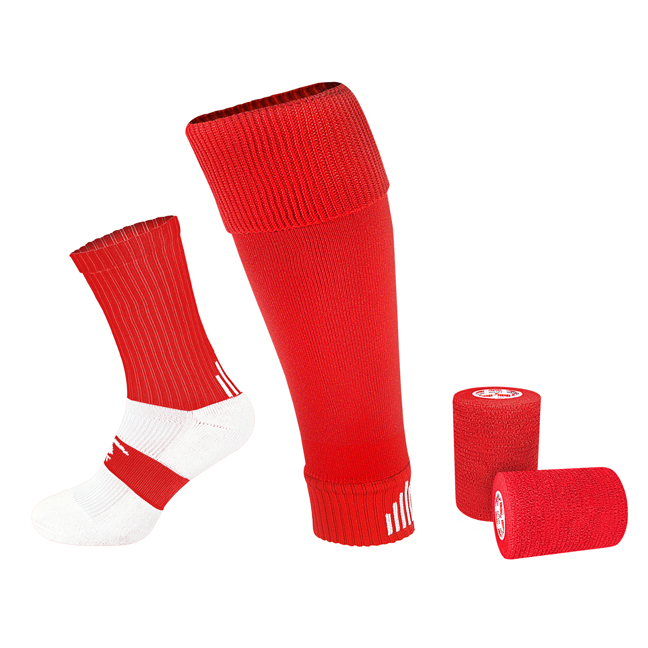 PST Sock Taping Kit - Red