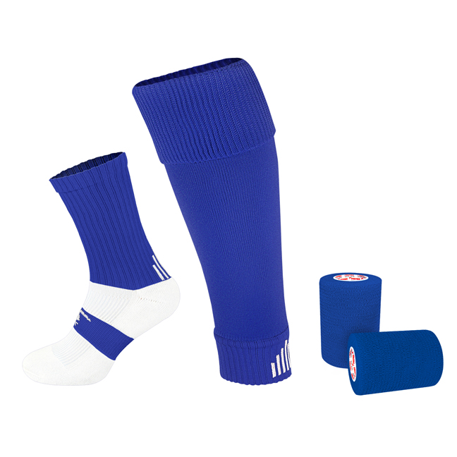 PST Sock Taping Kit - Royal