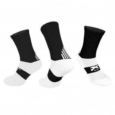 PST Crew Socks - Black
