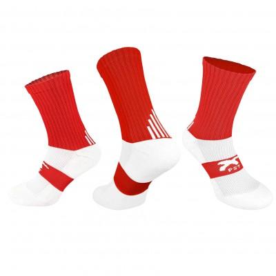PST Crew Socks - Red