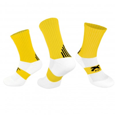 PST Crew Socks - Yellow