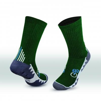 G48 Grip Socks Size  - Green
