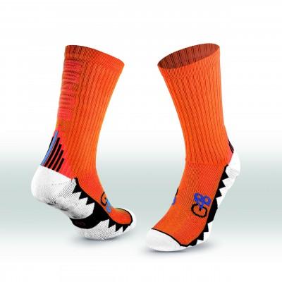 G48 Grip Socks Size - Orange