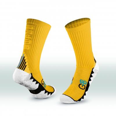 G48 Grip Socks Size - Yellow