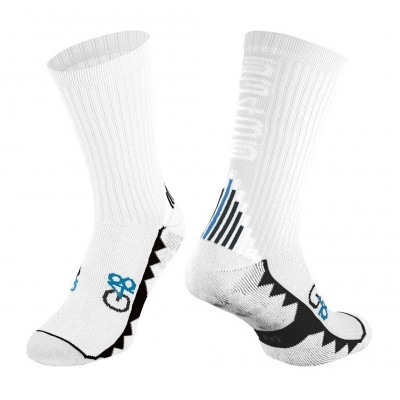 G48 Grip Socks - White