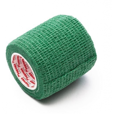 Premier Sock Tape Pro-Wrap 5.0cm -  Green