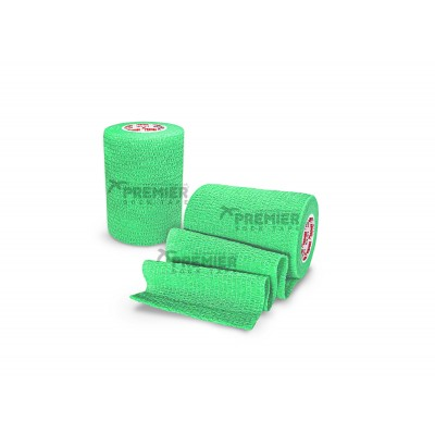 Premier Sock Tape Pro-Wrap 5.0cm-Lime Green