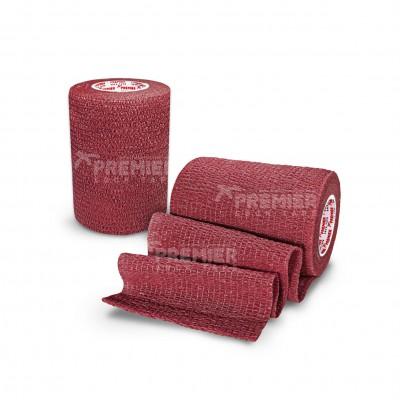 Premier Sock Tape Pro-Wrap 7.5cm  - Maroon