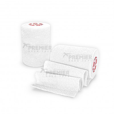 Premier Sock Tape Pro-Wrap 7.5cm - White
