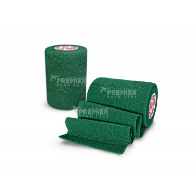Premier Sock Tape Pro-Wrap 7.5cm - Green