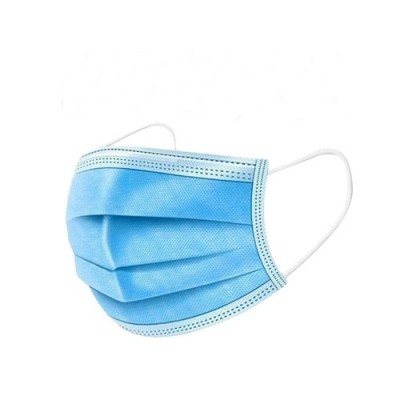 Blue Surgical Face Mask - Type IIR (Box Of 50)